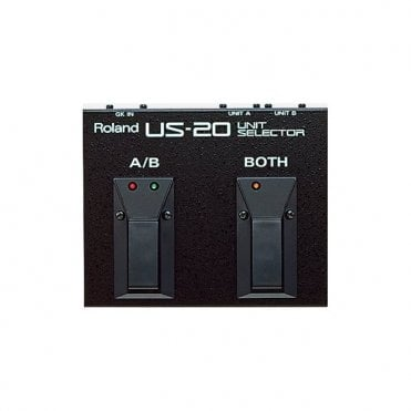 US-20 A / B GK Unit Selector Foot Switch for GK Systems