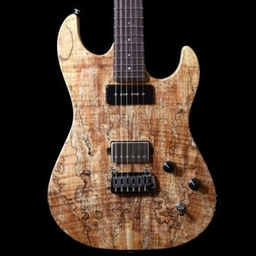 '96 Drop Top Custom With Spalted Maple Top #18311