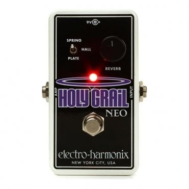 Holy Grail Neo Reverb Effects Pedal