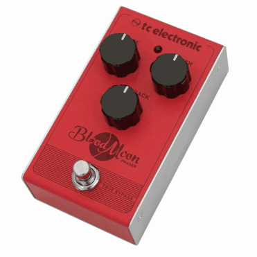 Blood Moon Phaser Guitar Effects Pedal