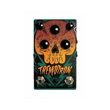 Tremotron - Digitally Controlled Analog Tremolo
