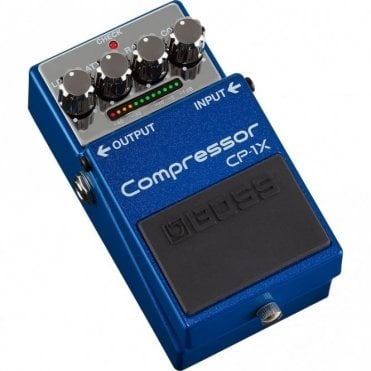 CP-1X Compressor Guitar Effects Pedal