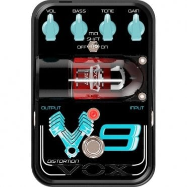Tone Garage V8 Analog Distortion
