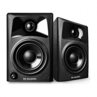 AV32 Monitor Speakers, Pair