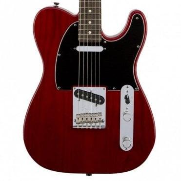 American Standard Telecaster, Rosewood Fingerboard, Crimson Red
