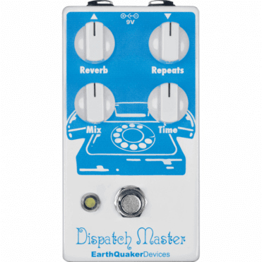 Dispatch Master Reverb & Delay Pedal V2