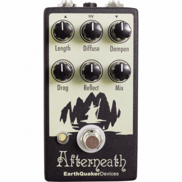 Afterneath V2 Reverb Otherworldly Ambient Reverberator Pedal