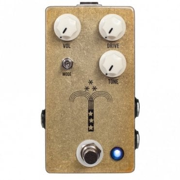 Morning Glory V4 Overdrive Effects Pedal