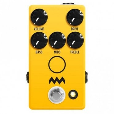 Charlie Brown Channel Drive Effects Pedal V4