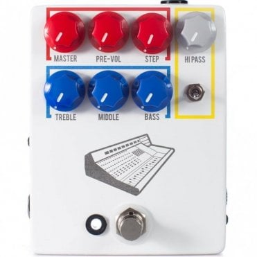 Colour Box Preamp Pedal