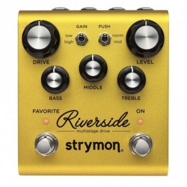 Riverside Multistage Drive Pedal