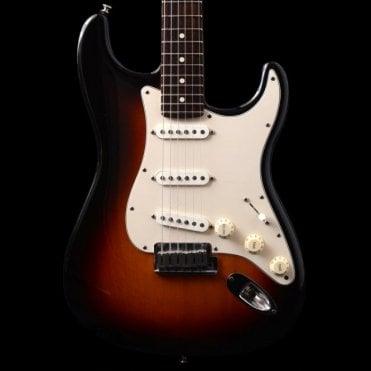 2004 American Standard Stratocaster in 3-Tone Sunburst, Pre-Owned
