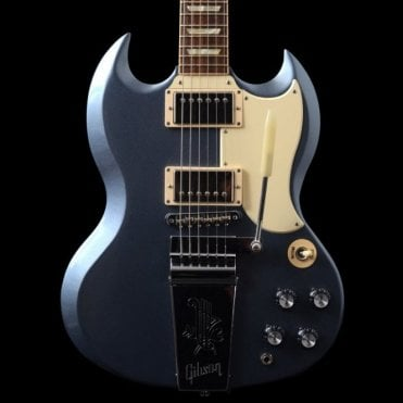 Jeff Tweedy Signature '61 SG in Blue Mist, 2012 Model