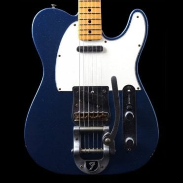 2011 Limited Edition Telecaster Relic with Bigsby, Lake Placid Blue
