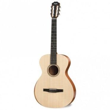 Taylor Academy Series Academy 12E-N Nylon Strung Electro Acoustic Guitar