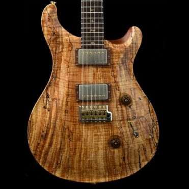 #3364 Custom 24 Spalted Maple Satin, Pre-Owned