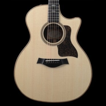 2017 714ce Grand Auditorium Electro-Acoustic Guitar, Natural