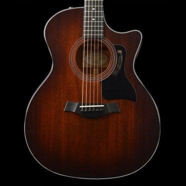 324ce Blackwood ES-2 Electro Acoustic Guitar