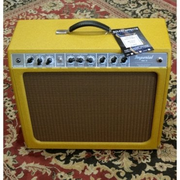 Imperial MkII Guitar Amplifier Combo, Pre-Owned (+ Gator Trolley)