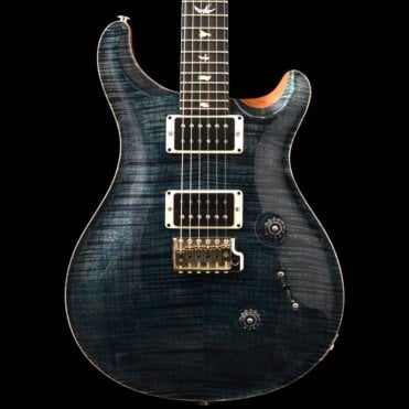 Experience Custom 24 10-Top with Matching Neck in Slate Blue #234137