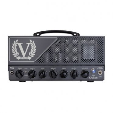 VX The Kraken - 6L6 Loaded 50w Valve Amp Head