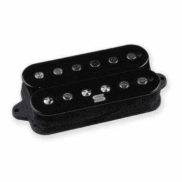 Duality Humbucker Pickup in Black (Bridge / Neck)