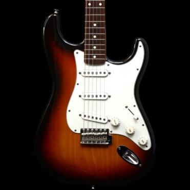 1995/6 Made In Japan Vintage '62 Re-Isssue Stratocaster, Three Tone Sunburst, Pre-Owned