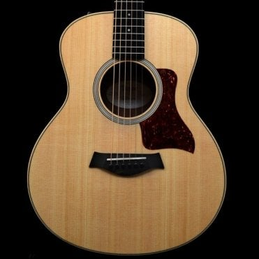 GS Mini-e Walnut Electro-Acoustic Guitar with ES-2 System, 2017 Model