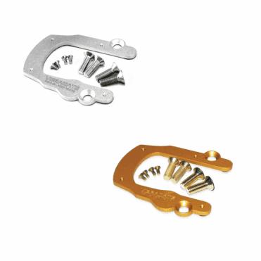 Standard V5 Bigsby Vibrato Adaptor Kit (Aluminium / Gold)