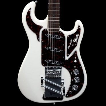 Burns Marvin 1964 Hank Marvin Signature Electric Guitar, White
