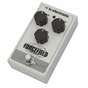 Forcefield Compressor Effects Pedal for Guitar