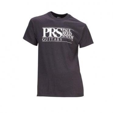 Plain Black Logo T-Shirt