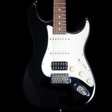 Suhr Classic Pro HSS Electric Guitar, Black