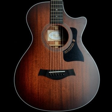 322ce Blackwood Grand Concert 12-Fret Electro-Acoustic Guitar