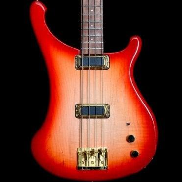 4004Cii Cheyenne II Bass Guitar, Fireglo, Discounted