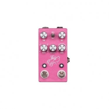 Pink Panther Delay Pedal
