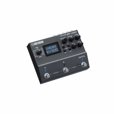 RV-500 Digital Reverb Effects Pedal