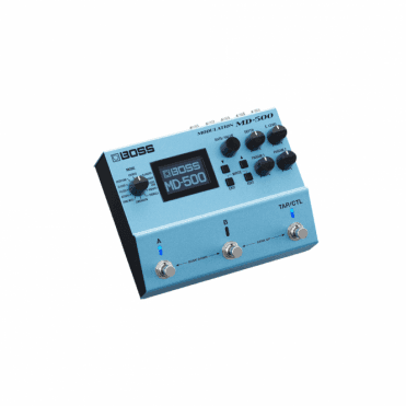 MD-500 Digital Modulation Guitar Effects Pedal