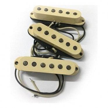 Custom Shop John Mayer Scooped Pickup Set for Stratocaster
