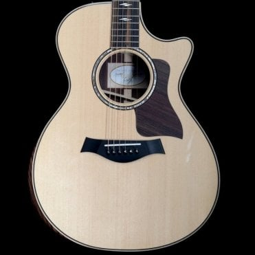 812ce-DLX Deluxe Series Electro-Acoustic Guitar