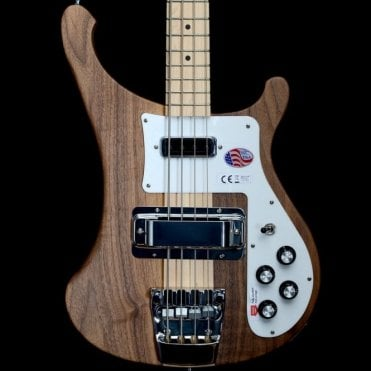 4003S Bass Guitar in Walnut with Maple Neck, #1713775