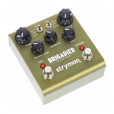 Brigadier dBucket Delay Effects Pedal