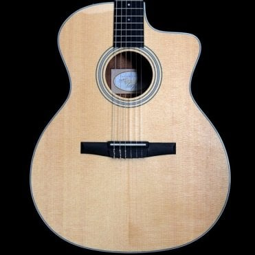 214ce-N Grand Auditorium Electro Acoustic Nylon String