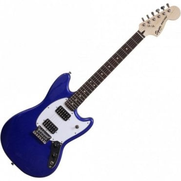 Bullet Mustang HH Electric Guitar (Imperial Blue)