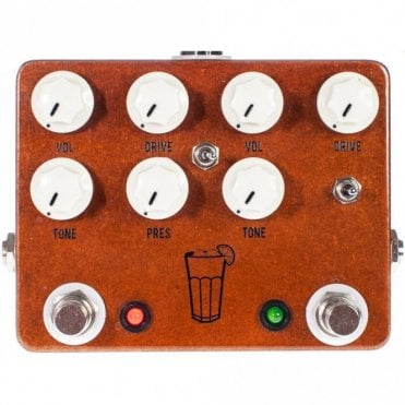 Sweet Tea V2 Dual Overdrive Effects Pedal