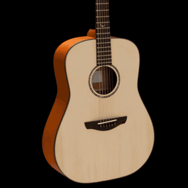 Saturn Dreadnought Acoustic Guitar, Left-Handed, Ex-Display