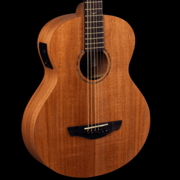Nomad Series Mini-Neptune All-Solid Electro-Acoustic Travel Guitar