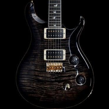 30th Anniversary Custom 24 'Fat Back' Electric Guitar, Charcoal Burst