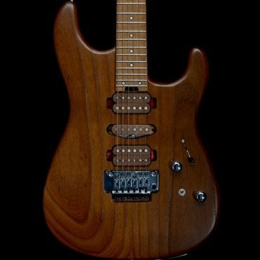 Guthrie Govan Signature HSH Caramelised Ash, Flame Maple Fretboard