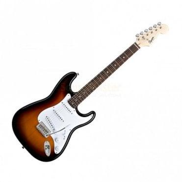 Bullet Stratocaster w/ Tremolo, Rosewood Fingerboard (Brown Sunburst)